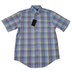Roundtree & Yorke M Button Up S.